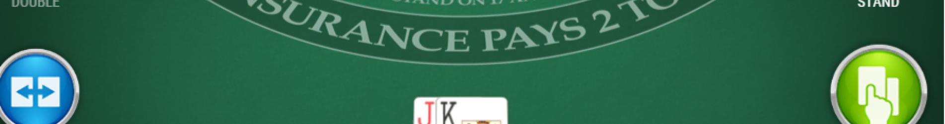 بلاك جاك اون لاين مجانا Free Online Blackjack